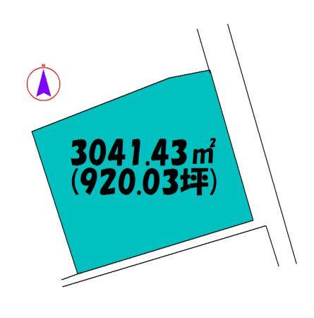 物件No.14547【千葉県四街道市鹿渡 32200万円】-間取図