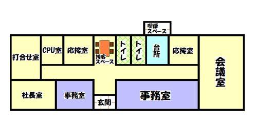 物件No.15024【千葉県成田市本城87 12000万円】-間取図