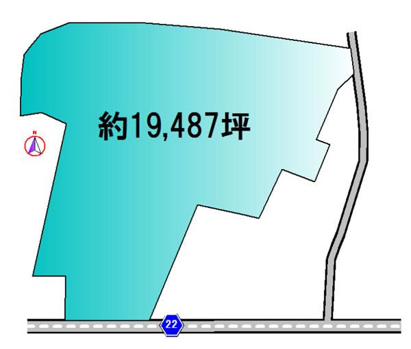 物件No.17514【千葉県山武市埴谷2360-1他 29230万円】-間取図