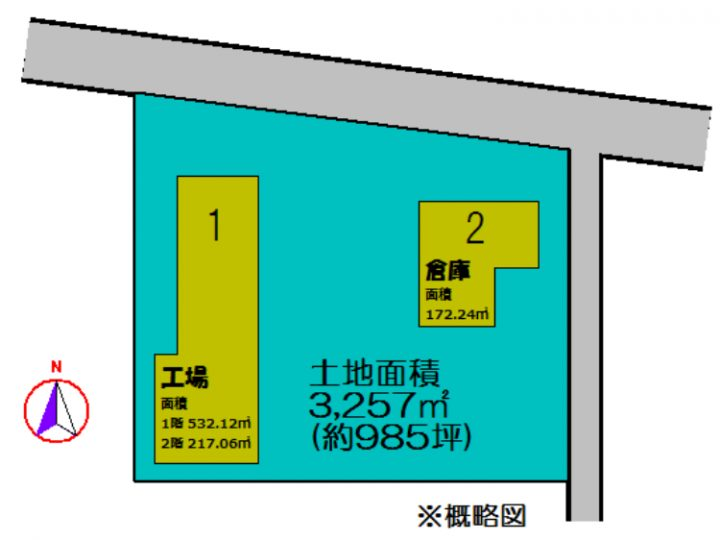 物件No.17948【千葉県富里市十倉118-33 10800万円】-間取図