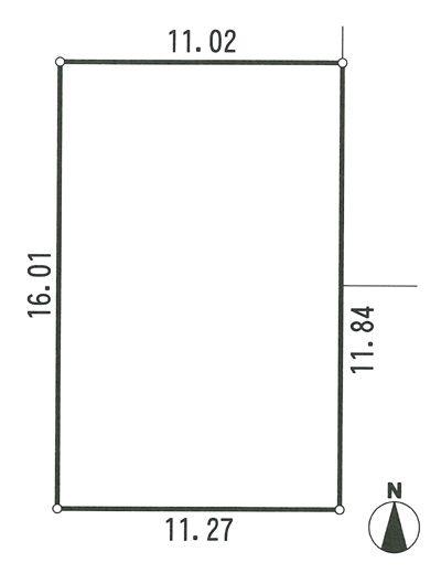 物件No.12459【千葉県山武郡横芝光町栗山 148万円】-間取図