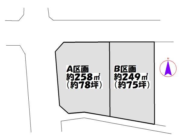 物件No.15362A【千葉県四街道市もねの里4丁目 1890万円】-間取図