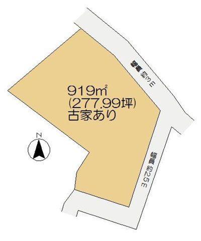 物件No.15956【千葉県佐倉市寺崎 1680万円】-間取図