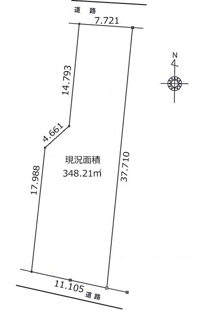 物件No.17026【千葉県佐倉市新町 3460万円】-間取図