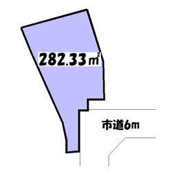 物件No.17066【千葉県佐倉市城 1450万円】-間取図