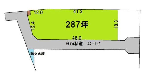 物件No.18177【千葉県大網白里市南横川3130-5 1148万円】-間取図