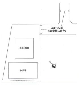 物件No.18592【千葉県佐倉市上志津 980万円】-間取図