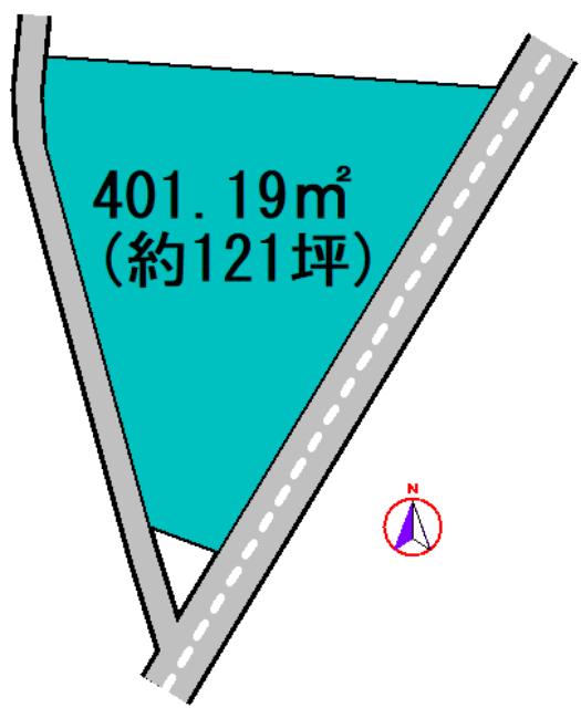 物件No.18626【千葉県八街市富山 665万円】-間取図