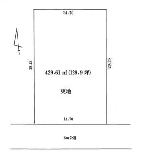 物件No.18745【千葉県君津市東日笠 500万円】-間取図