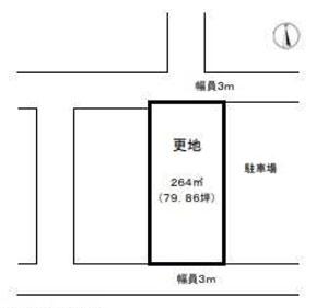 物件No.18793【千葉県佐倉市藤沢町 980万円】-間取図