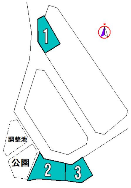 物件No.18884【千葉県八街市東吉田111-30他 130万円】-間取図
