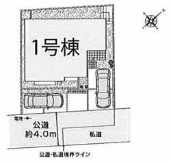 物件No.19133【千葉県佐倉市上座 3080万円】-間取図