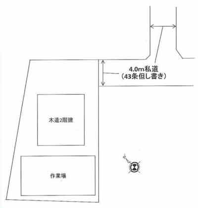 物件No.19254【千葉県佐倉市上志津 980万円】-間取図