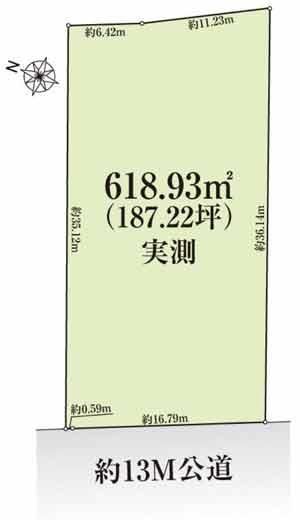 物件No.19233【千葉県八街市八街ろ 2580万円】-間取図