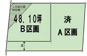 物件No.19255【千葉県佐倉市井野 990万円】-間取図