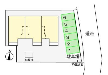 (賃貸)物件No.JS20227【千葉県佐倉市六崎1130-1 69000円/月】-間取図