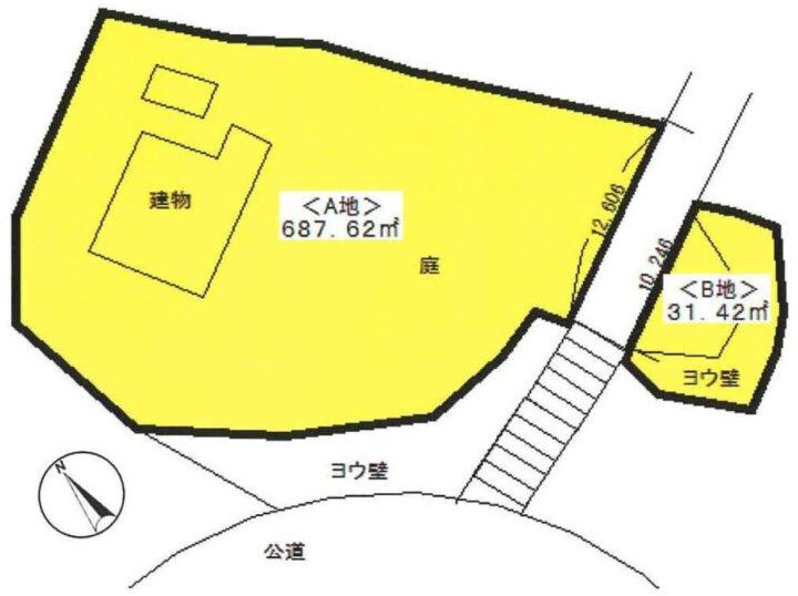 物件No.19784【千葉県四街道市物井 3800万円】-間取図