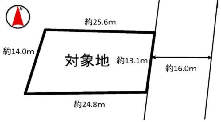 物件No.19703【千葉県いすみ市大原最上台 1000万円】-間取図
