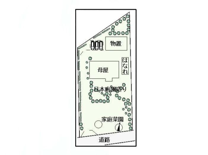 物件No.19978A【千葉県成田市十余三 4980万円】-間取図