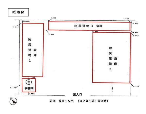 物件No.16979【千葉県茂原市小林 12000万円】-間取図