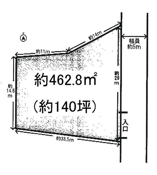 (賃貸)物件No.J0324【千葉県作草部町 121000円/月】-間取図