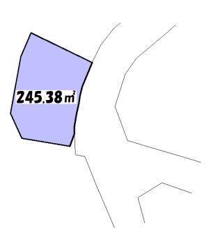 物件No.18387【千葉県成田市倉水 200万円】-間取図