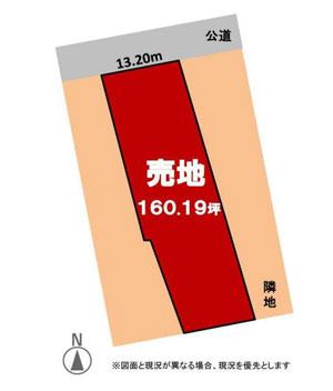 物件No.18628【千葉県山武市松尾町八田 720万円】-間取図