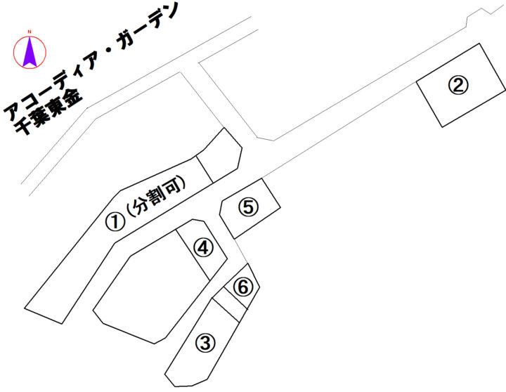 物件No.18880【千葉県山武市湯坂 475万円】-間取図