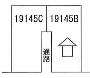 物件No.19145C【千葉県佐倉市城内町 2480万円】-間取図