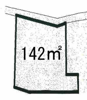 物件No.19252【千葉県佐倉市中志津6丁目 650万円】-間取図