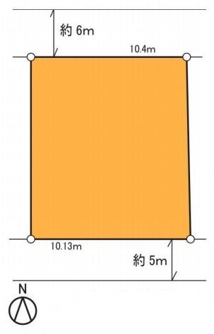 物件No.19467【千葉県四街道市大日865-10 1680万円】-間取図