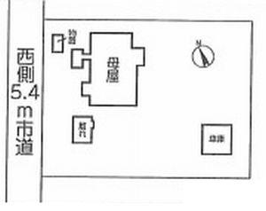 物件No.19388【千葉県東金市上谷 3280万円】-間取図