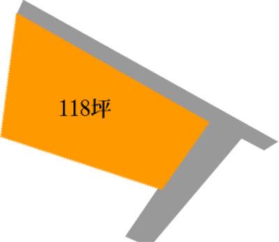 物件No.19557【千葉県夷隅郡大多喜町横山1094-13 230万円】-間取図
