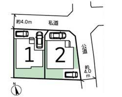 物件No.19559【千葉県四街道市和良比 2590万円】-間取図