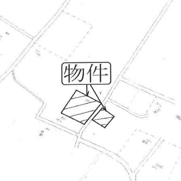 物件No.19827【千葉県富津市篠部字中根 870万円】-間取図