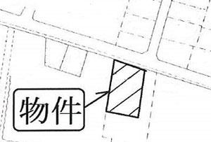 物件No.19830【千葉県富津市下飯野 1665万円】-間取図