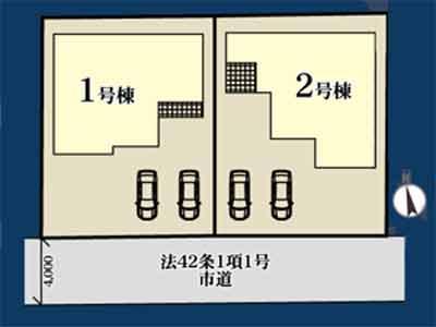 物件No.19767【千葉県四街道市大日 2790万円】-間取図